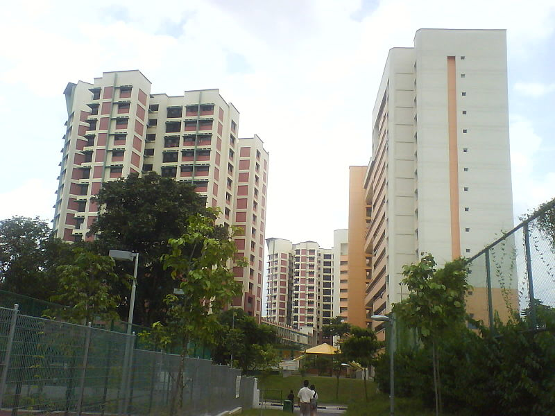 HDB Flats in Jurong West