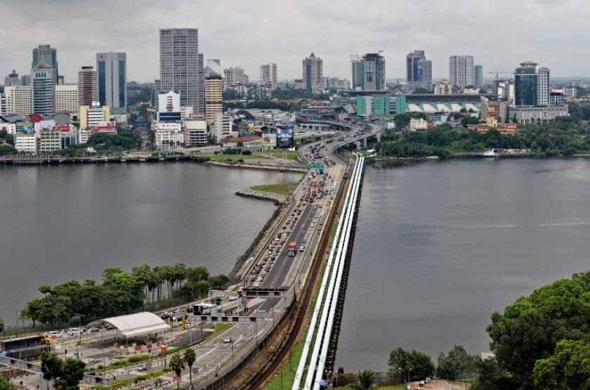 Tuas and Woodlands Checkpoints, Chinese New Year