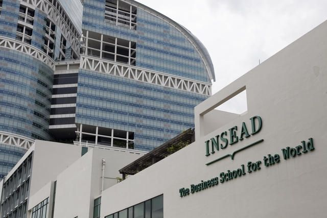 INSEAD in Singapore
