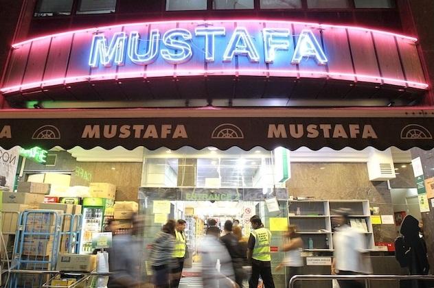 Mustafa main centre