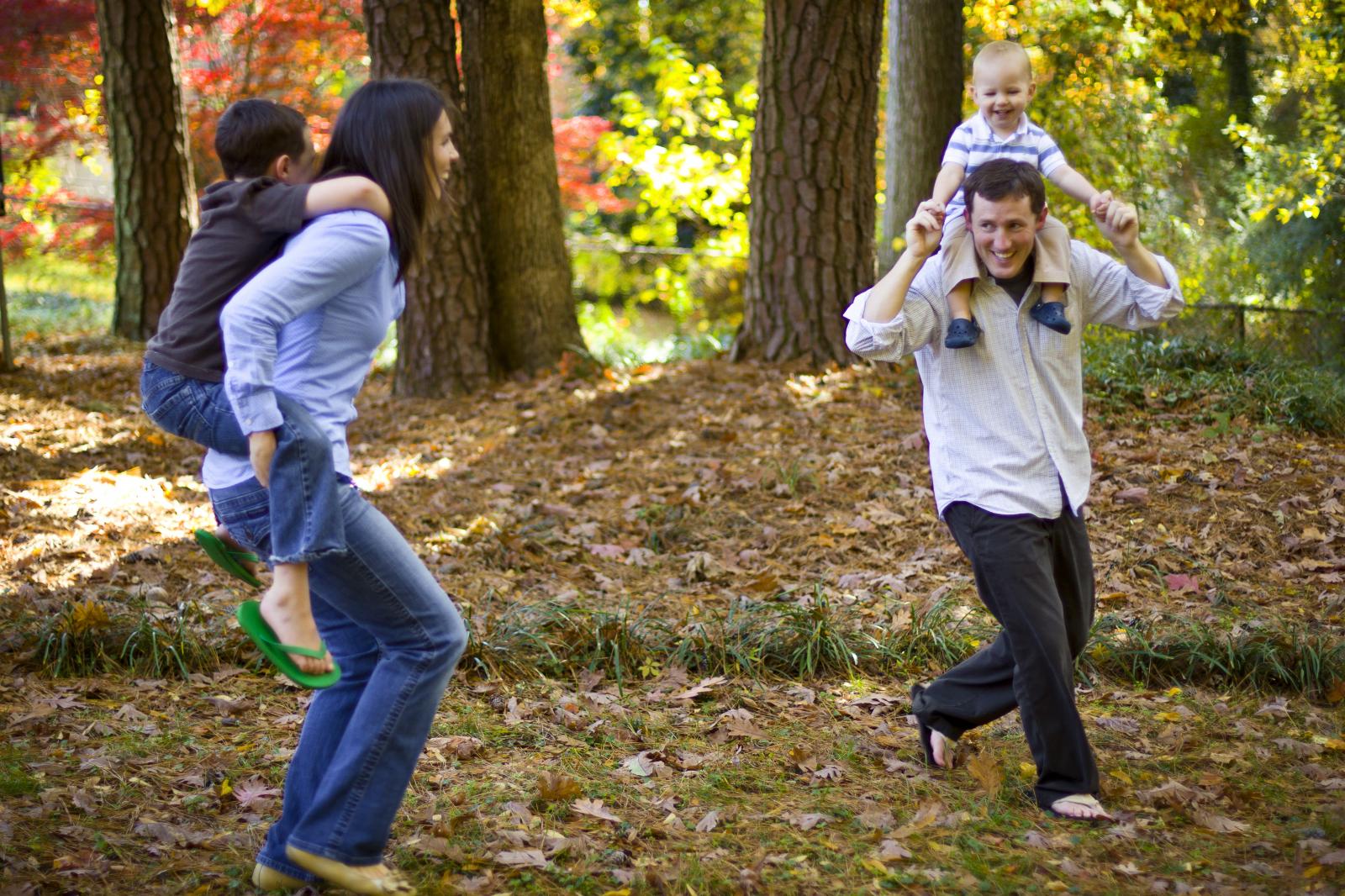 Outdoor activites for children