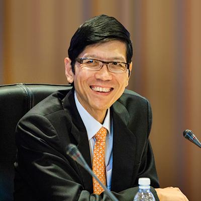 Tan Chorh Chuan, NUS President Professor