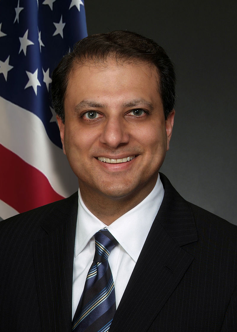 Preet Bharara, New York federal prosecutor