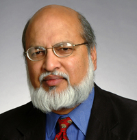 Arvind, the Johnson Professor of Computer Science and Engineering at the Massachusetts Institute of Technology
