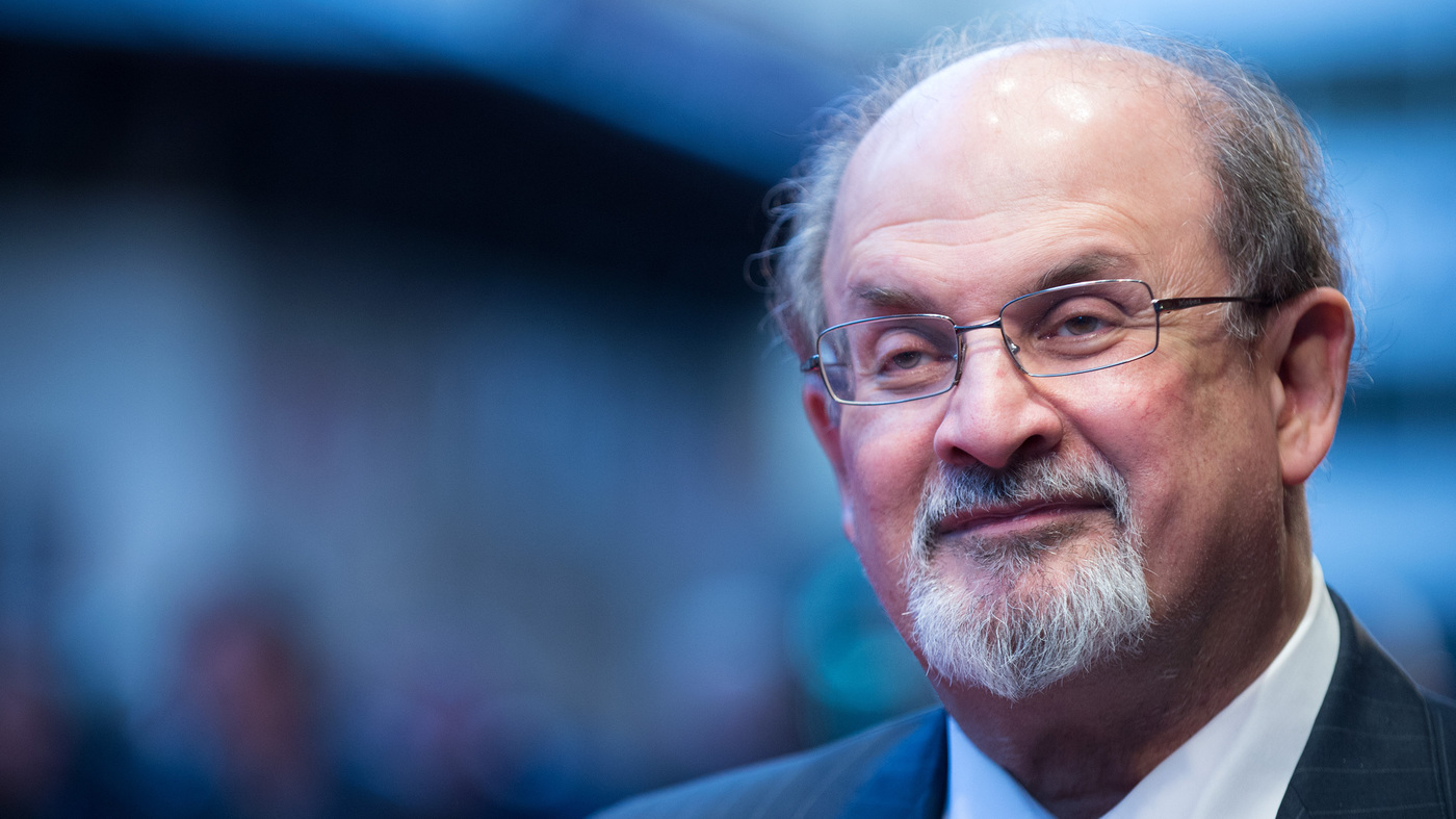 Salam Rushdie to release new book The Golden House