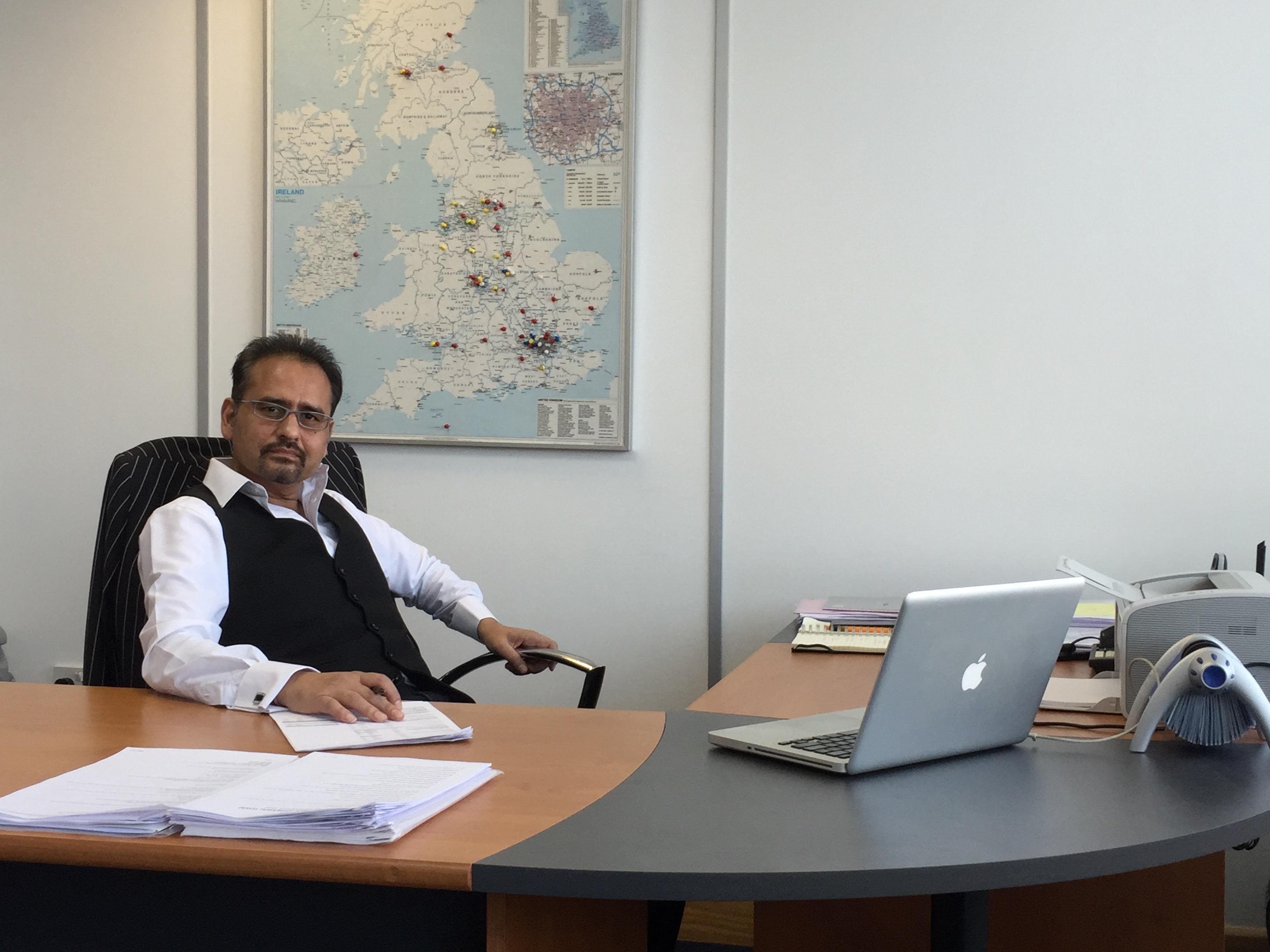 Avtar Panesar, Vice President, International Operations, Yash Raj Films