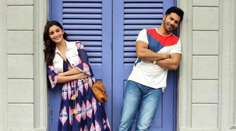 Badrinath ki Dulhaniya still featuring Alia Bhatt and Varun Dhawan