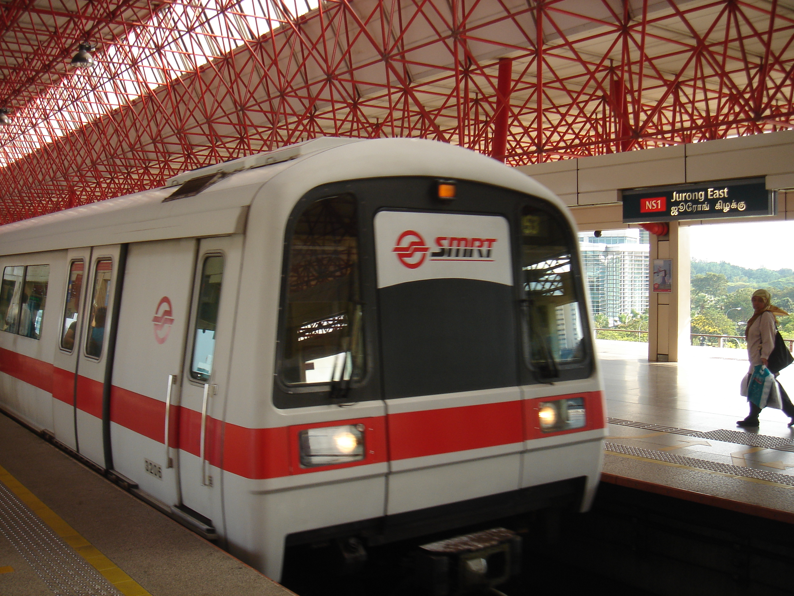 SMRT was fined record SGD 400,000