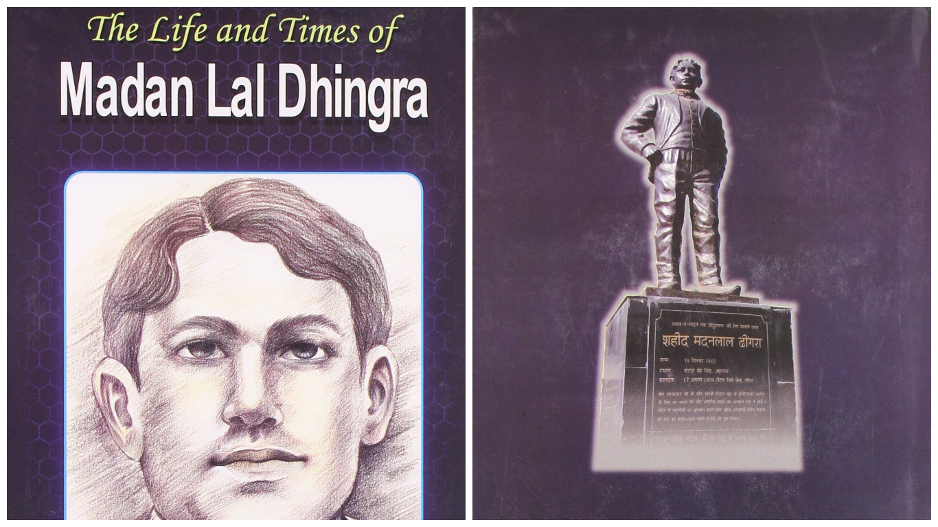 The Life and Times of Madan Lal Dhingra book cover