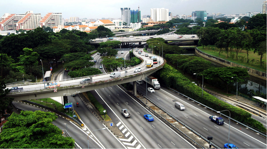 traffic,transport,singapore,flyover,highway,road,transport,city,coe,car