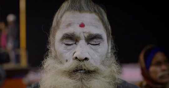 Opening shot - Who are the Aghori? Photo courtesy: CNN.com