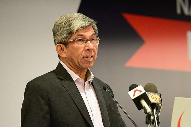 Minister-in-charge of Muslim affairs, Communications and Information Minister, Yaacob Ibrahim,connectedtoindia