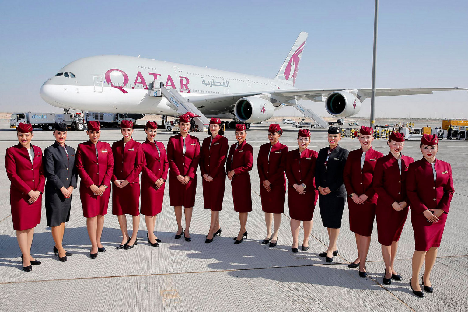 Qatar Airways will start domestic airline in India with 100 planes