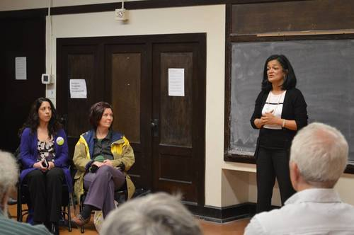 Pramila Jayapal. Photo courtesy: pramilaforcongress.com