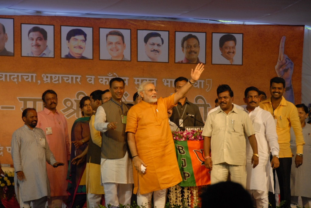 Prime Minister Narendra Modi's Varanasi campaign was the final push for the BJP in Uttar Pradesh.