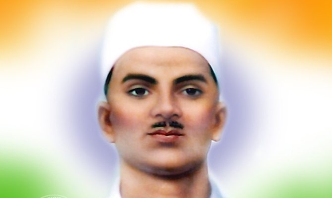 Sukhdev Thapar attained martyrdom at the young age of 24