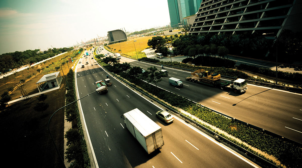 Photo courtesy: Ministry of Transport SG