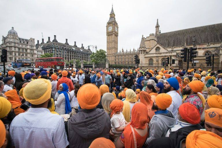 headscarf ban, UK Sikhs, SGPC
