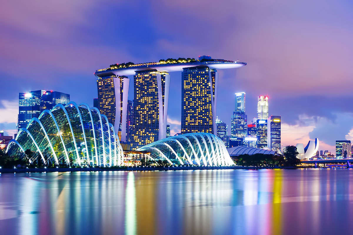 Singapore's happiness score is 6.572.