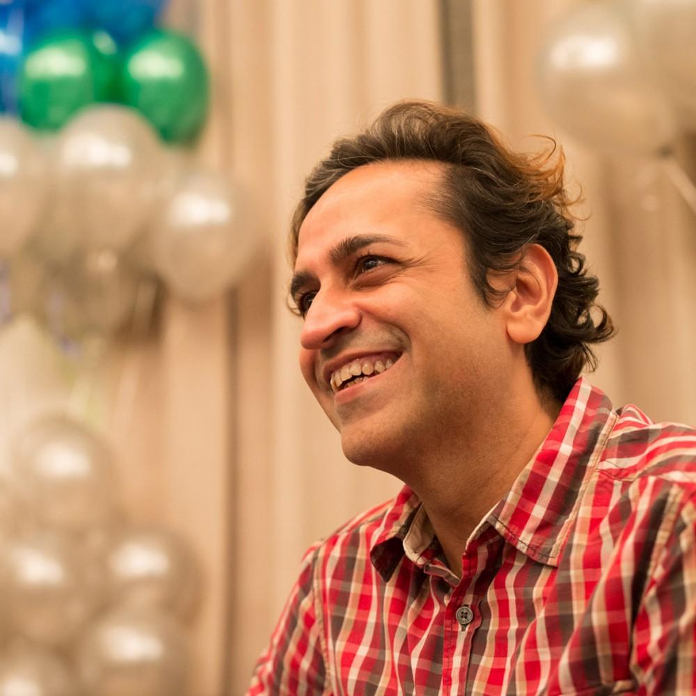 Haresh Sharma. Photo courtesy: alchetron.com