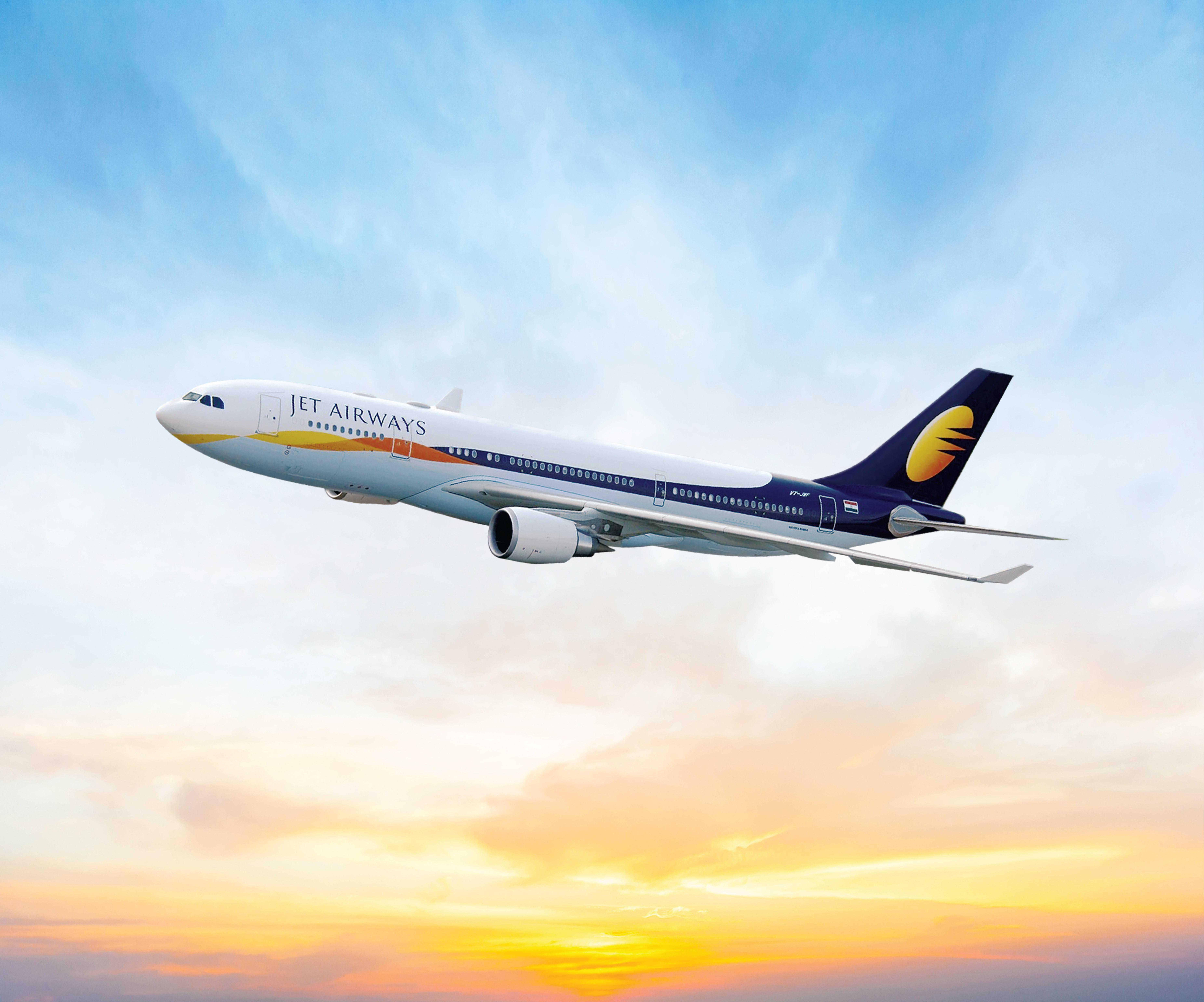 Jet Airways, codeshare
