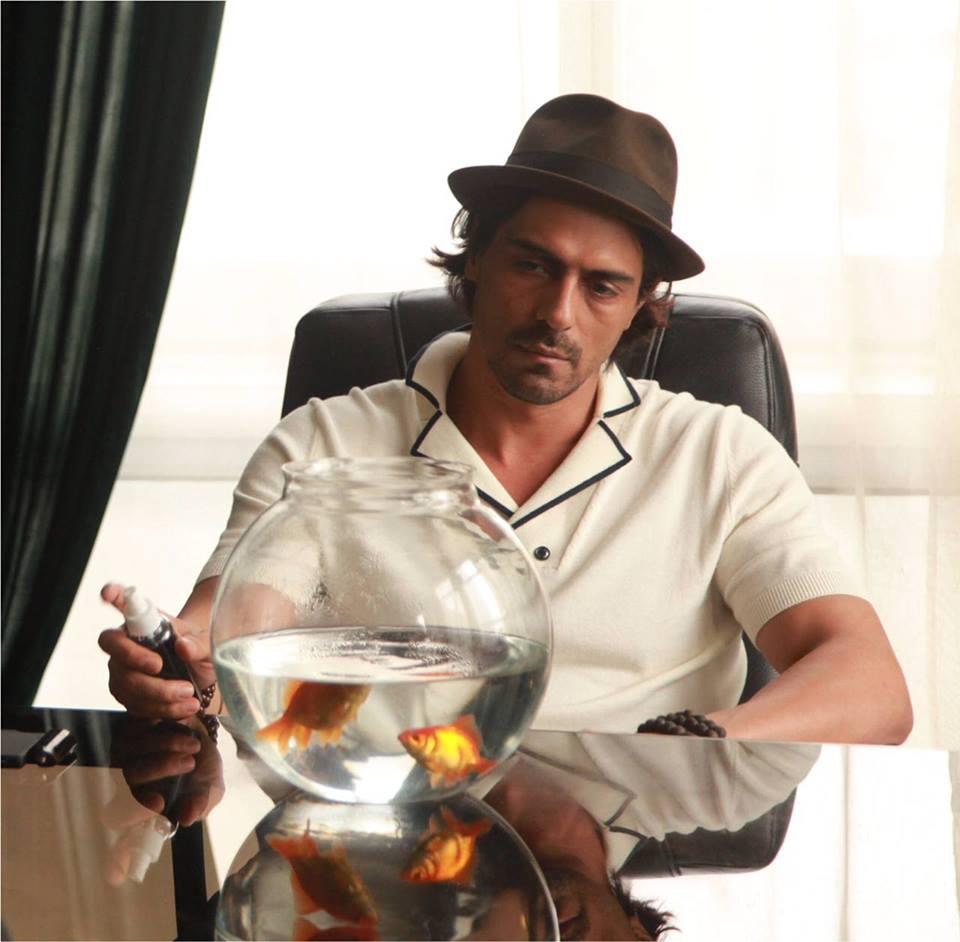 Bollywood Actor Arjun Rampal