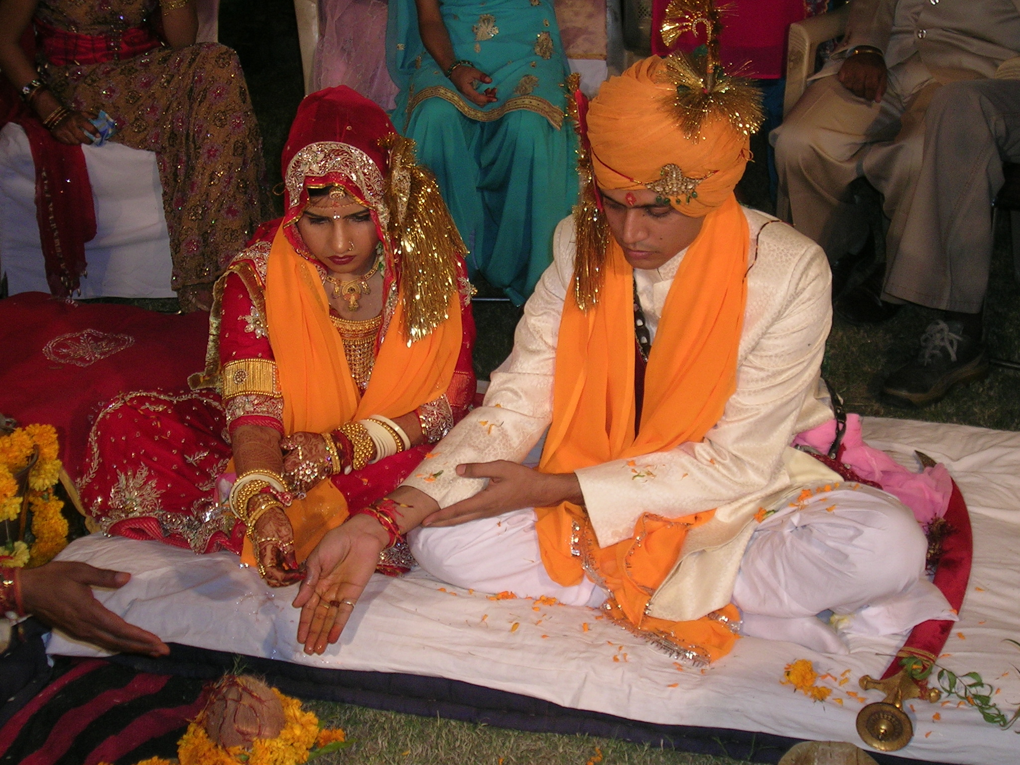 Hindu marriages are finally set to be recognised officially