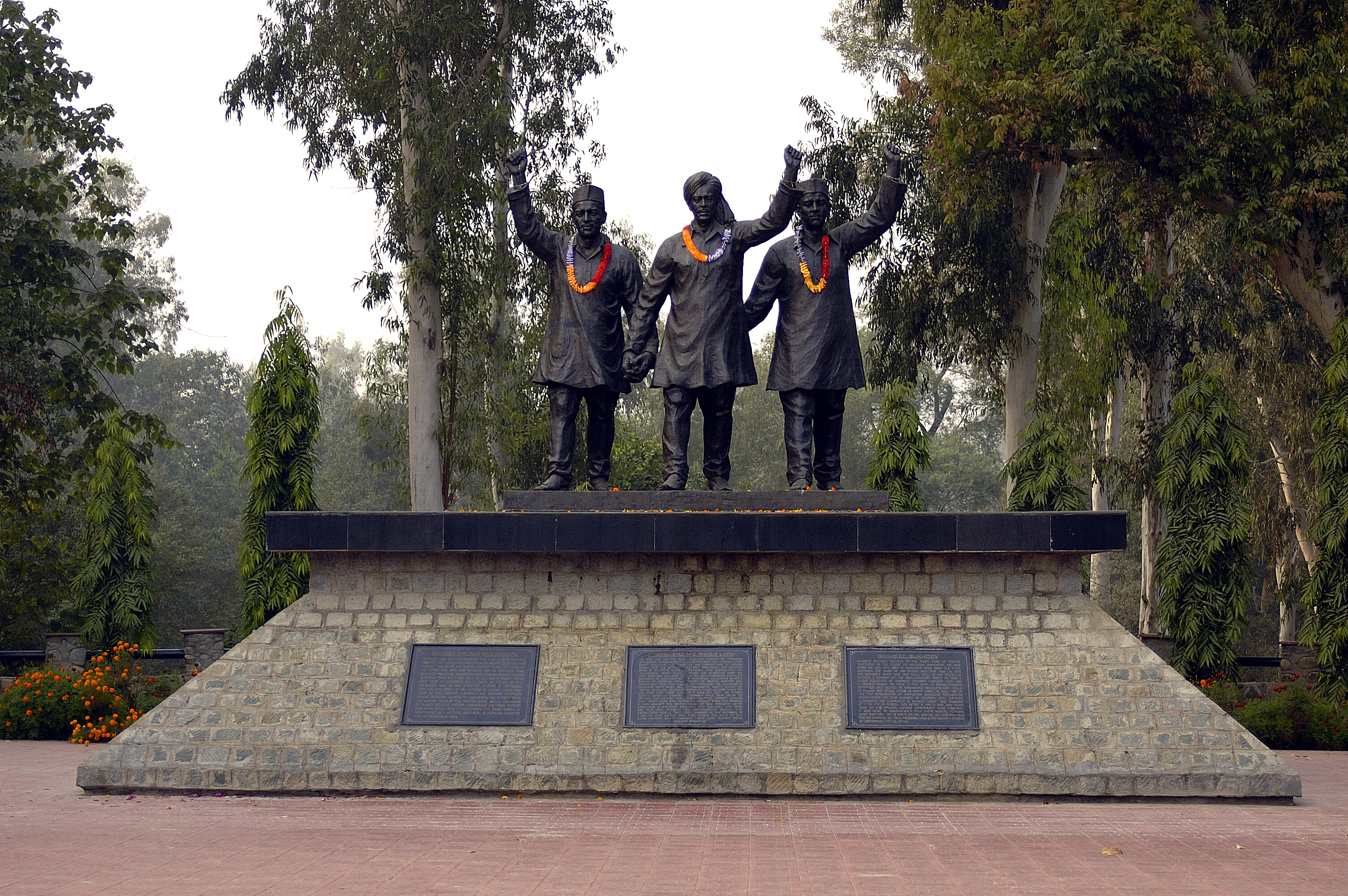 Bhagat Singh, Sukhdev and Rajguru were hanged in Lahore Jail on March 23, 1931.