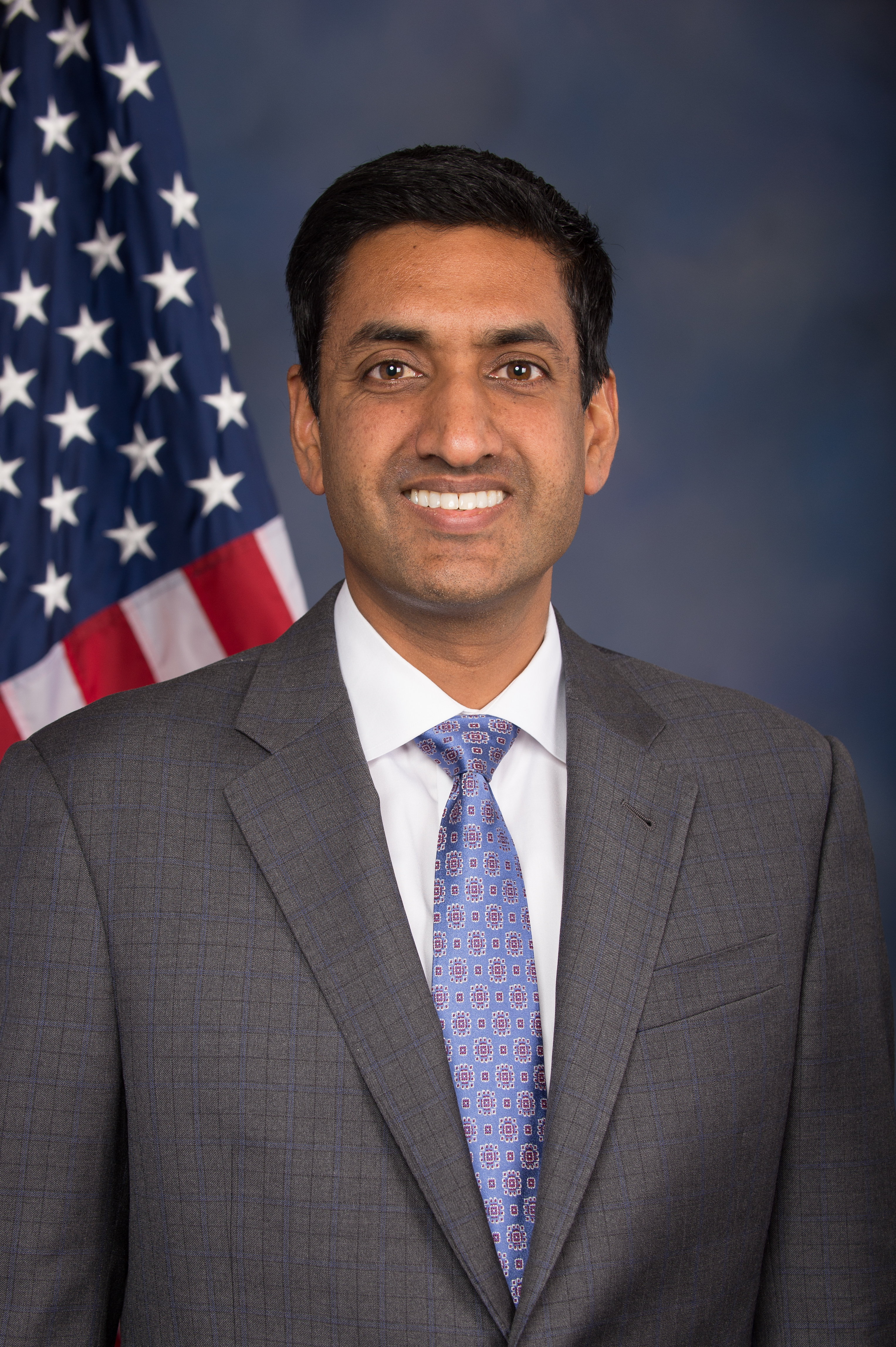 Indian-American Congressman Ro Khanna