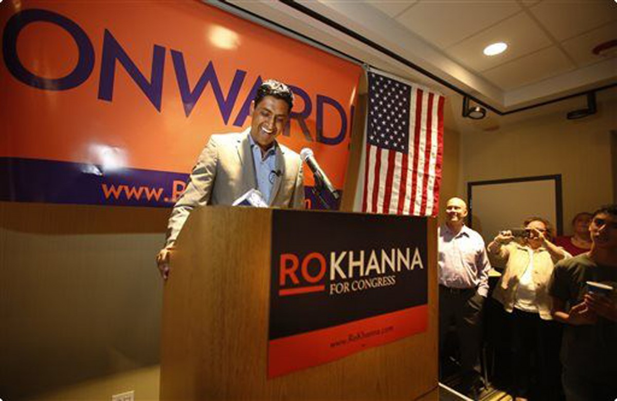 Ro Khanna hopes that the ruling Republicans, which have a majority in each the House and the Senate.