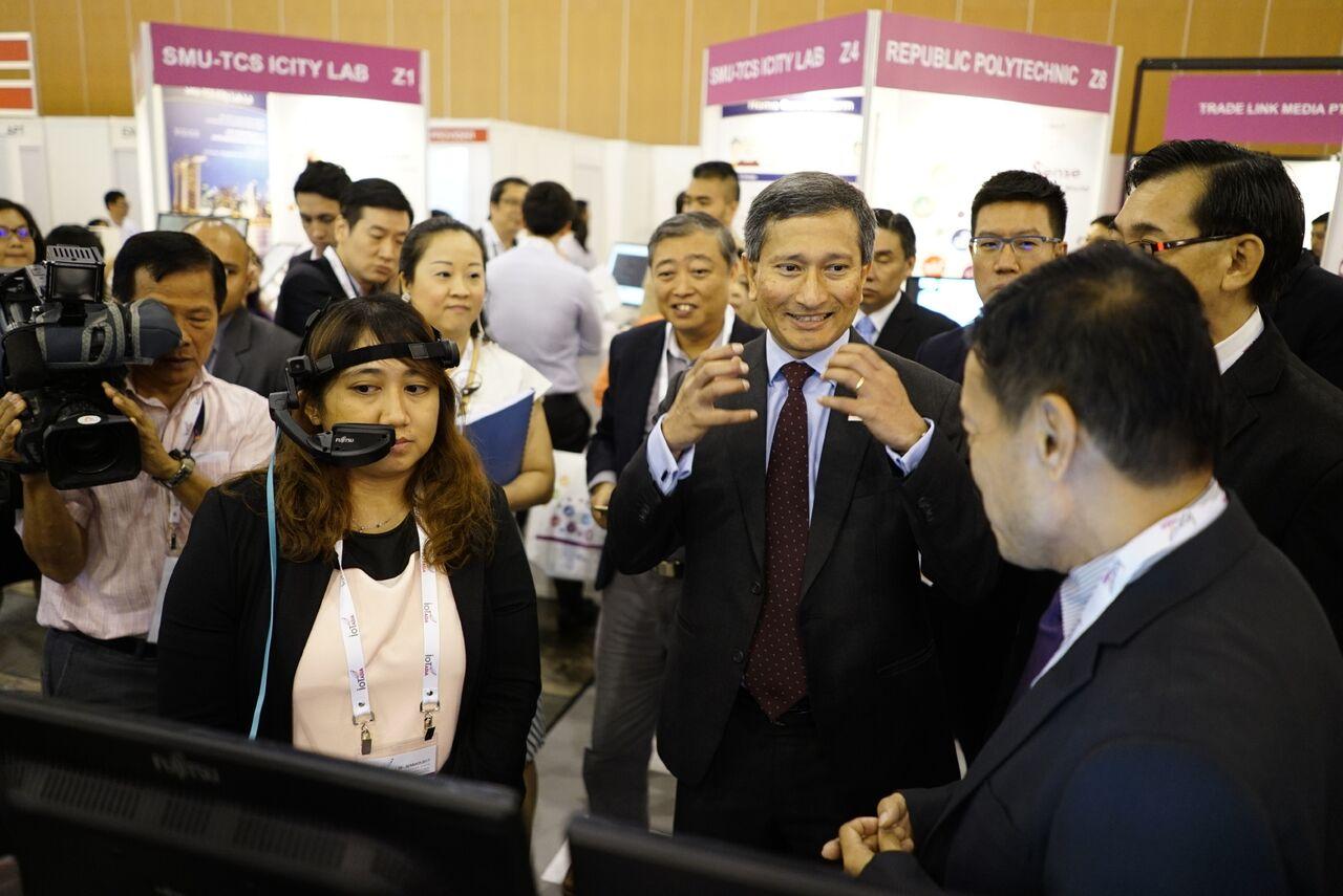 Photo courtesy: IoT Asia 2017