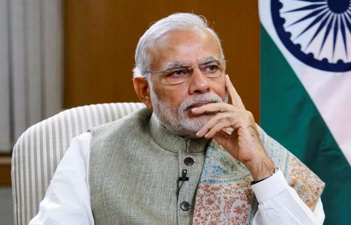 Indian PM Modi delivered a googly on April 1.
