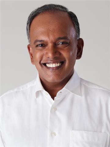 Singapore Law and Home Affairs Minister K Shanmugam