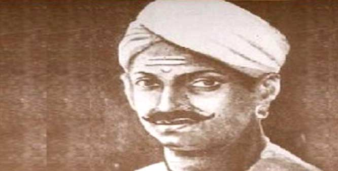 Mangal Pandey was the first martyr of the First War of Indian Independence in 1857.