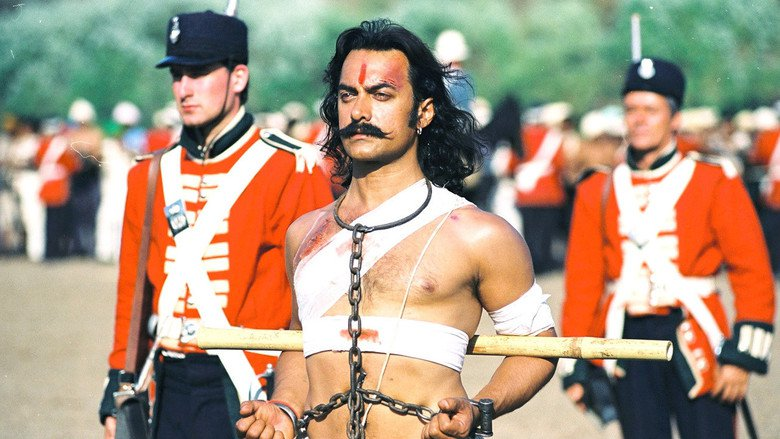 Aamir Khan essaying the role of Mangal Pandey in the film 'Mangal Pandey: The Rising' being taken for execution. Photo courtesy: alchetron