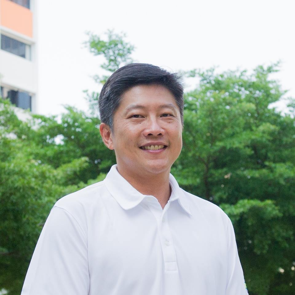 Singapore's Education Minister Ng Chee Meng
