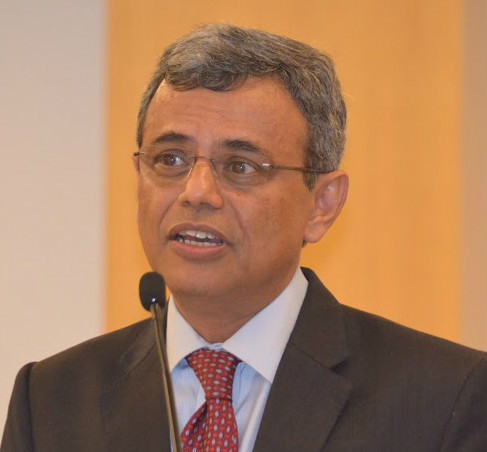 Jawed Ashraf, India's High Commissioner to Singapore