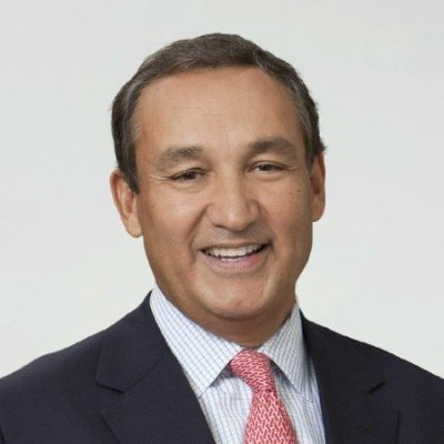 Oscar Munoz, CEO of United Airlines