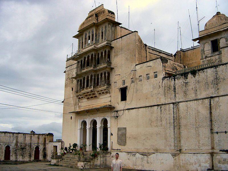Sajjangarh fort Udaipur Rajasthan