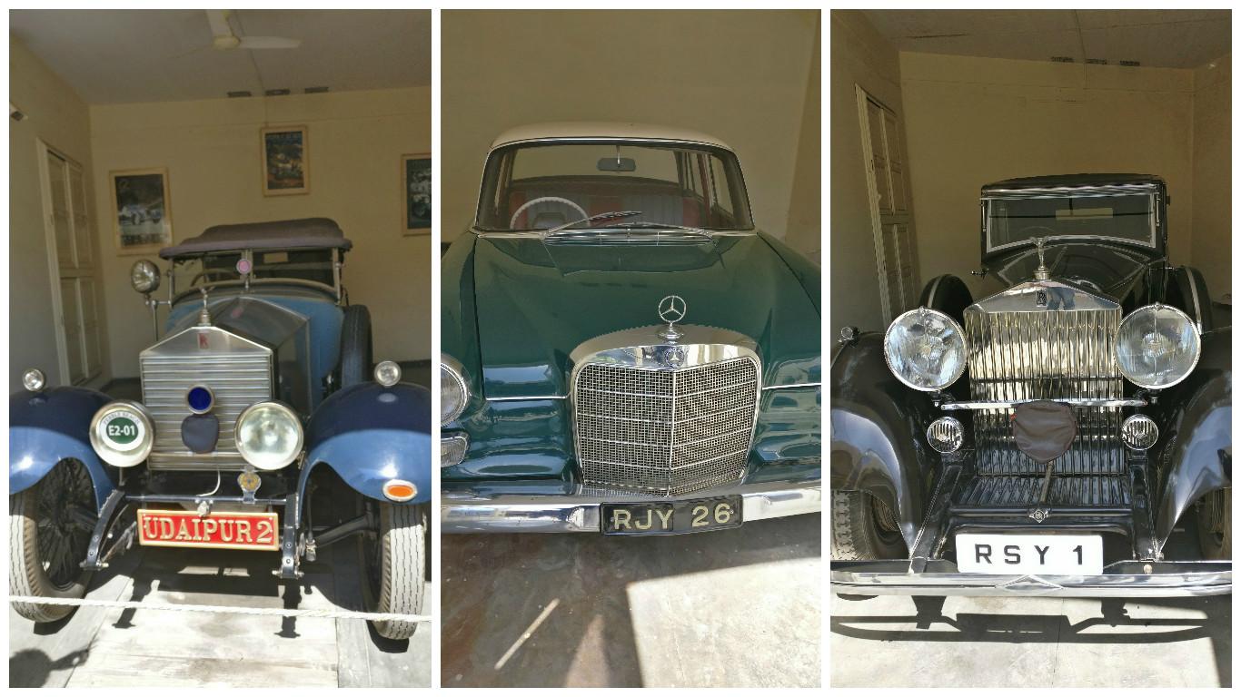 Vintage Car Museum Udaipur Rajasthan