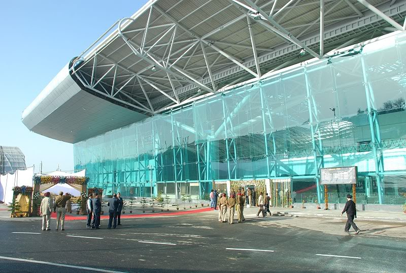 Sri Guru Ram Das Jee International Airport