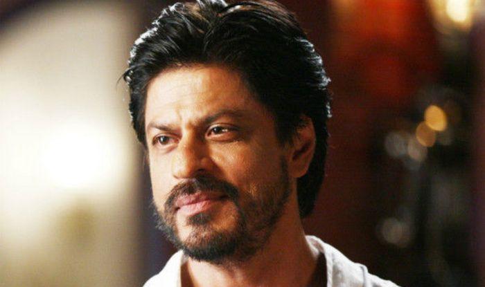Bollywood superstar Shah Rukh Khan.