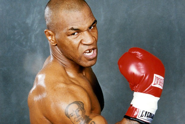 World heavyweight champion Mike Tyson will open fitness centres.