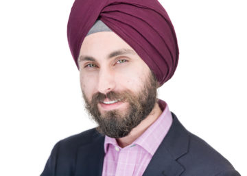 Sikh Coalition Interim Managing Director of Programs Rajdeep