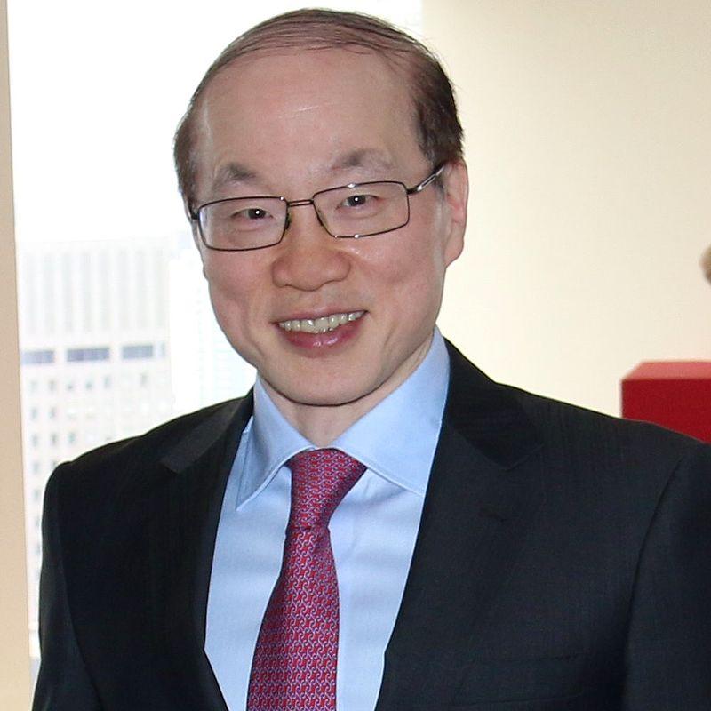 China's UN Ambassador Liu Jieyi