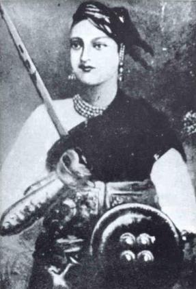 Rani of Jhansi.