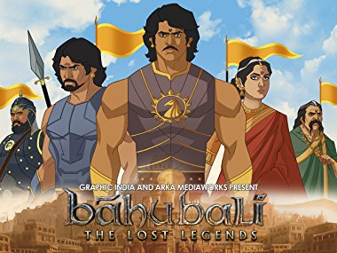 Baahubali: The Lost Legends