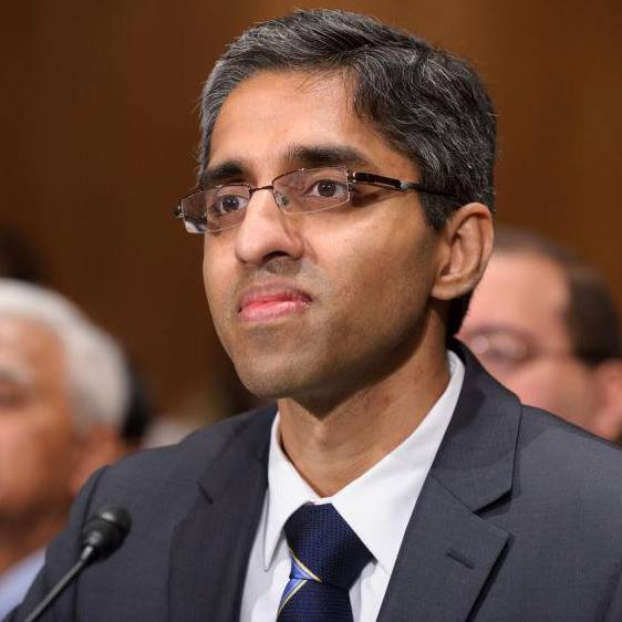 Indian-American surgeon-general Vivek H Murthy