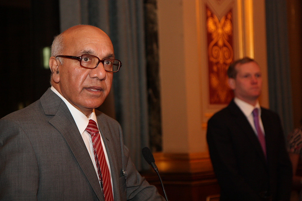 UK MP Virendra Sharma