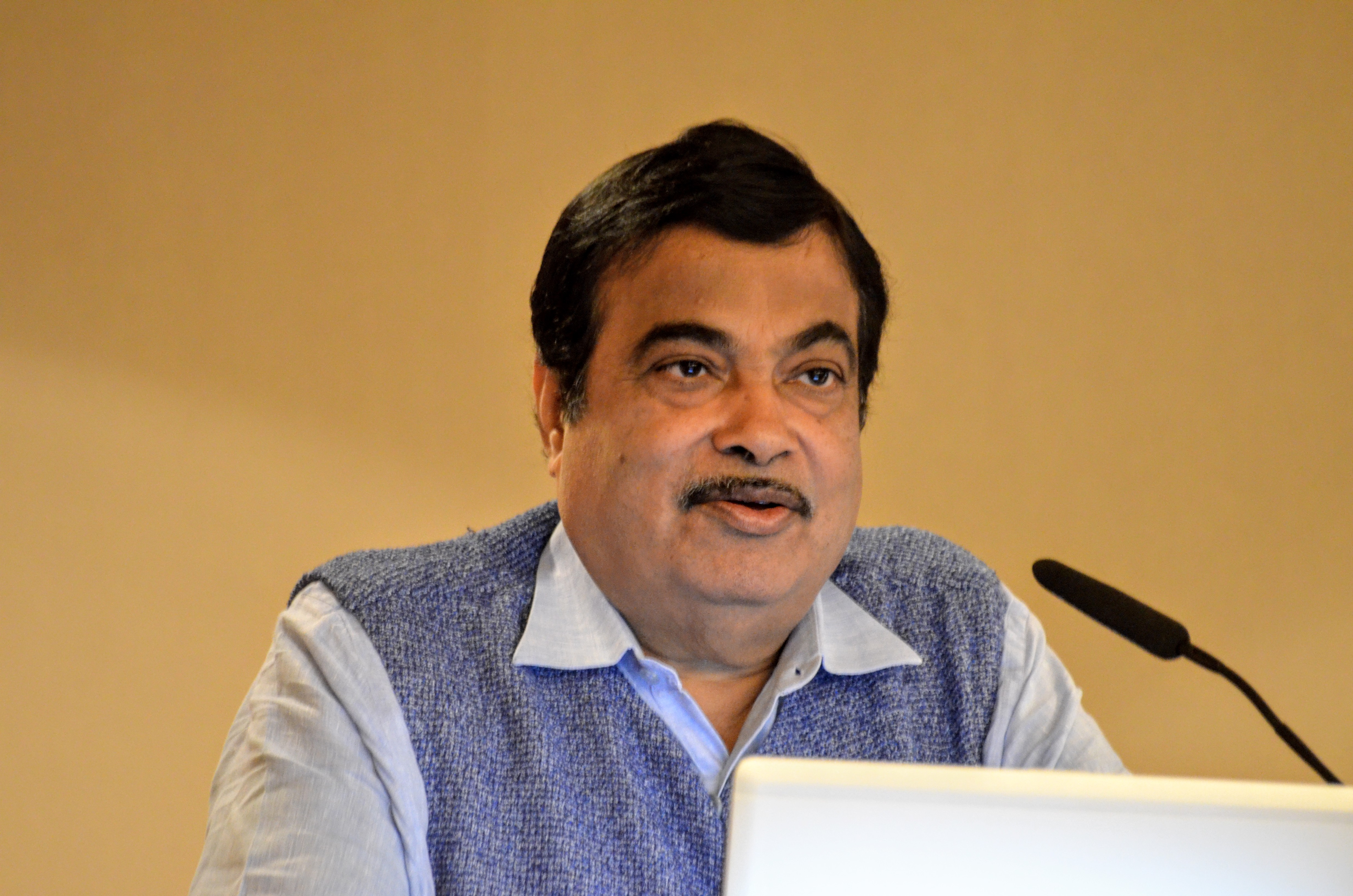 Nitin Gadkari, India's Minister of Road Transport & Highways and Minister of Shipping, Government of India Photo: Connected to India